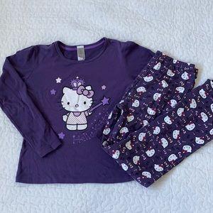 Hello kitty pyjamas for lady size XS teen 12-13